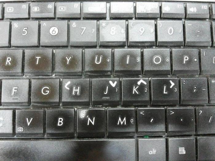 keyboard-untuk-vi
