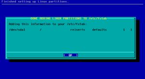 Slackware-pertama