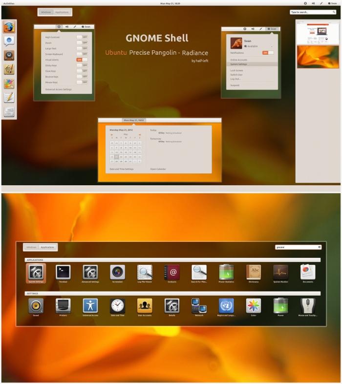 Ubuntu-Precise-Pangolin
