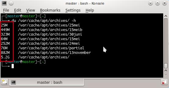 master : bash – Konsole_067